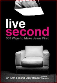 Live Second: 365 Ways to Make Jesus First