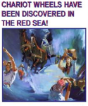 Did the Biblical account of Moses leading the Hebrews through the Red Sea really happen?