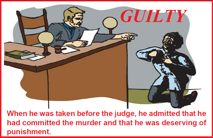 Guilty Yet Free Page 11